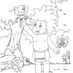 desenhos-para-colorir-do-folclore-brasileiro