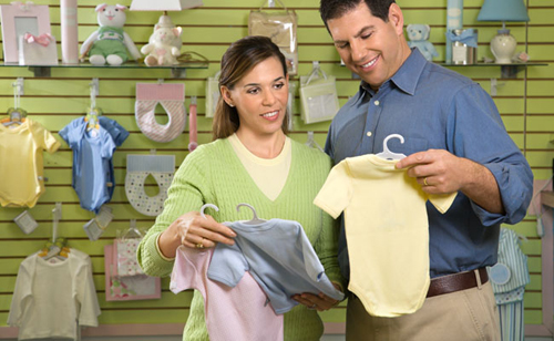 Dicas para Montar um Enxoval de Bebê