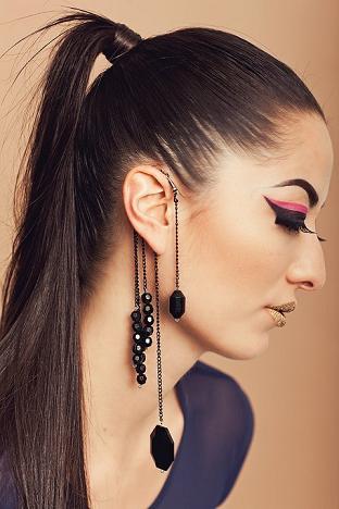 Ear Cuff Tendência 2013 – Dicas e fotos