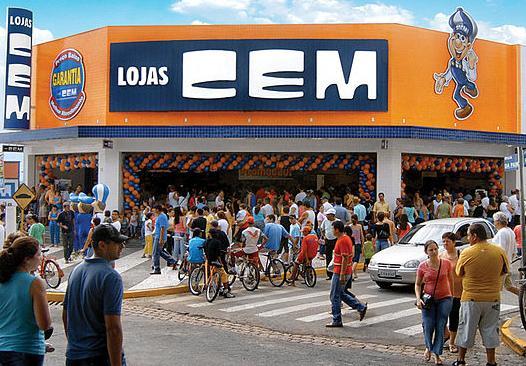 Endereços das Lojas CEM