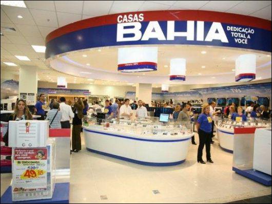 Enviar Currículo para Lojas Casas Bahia