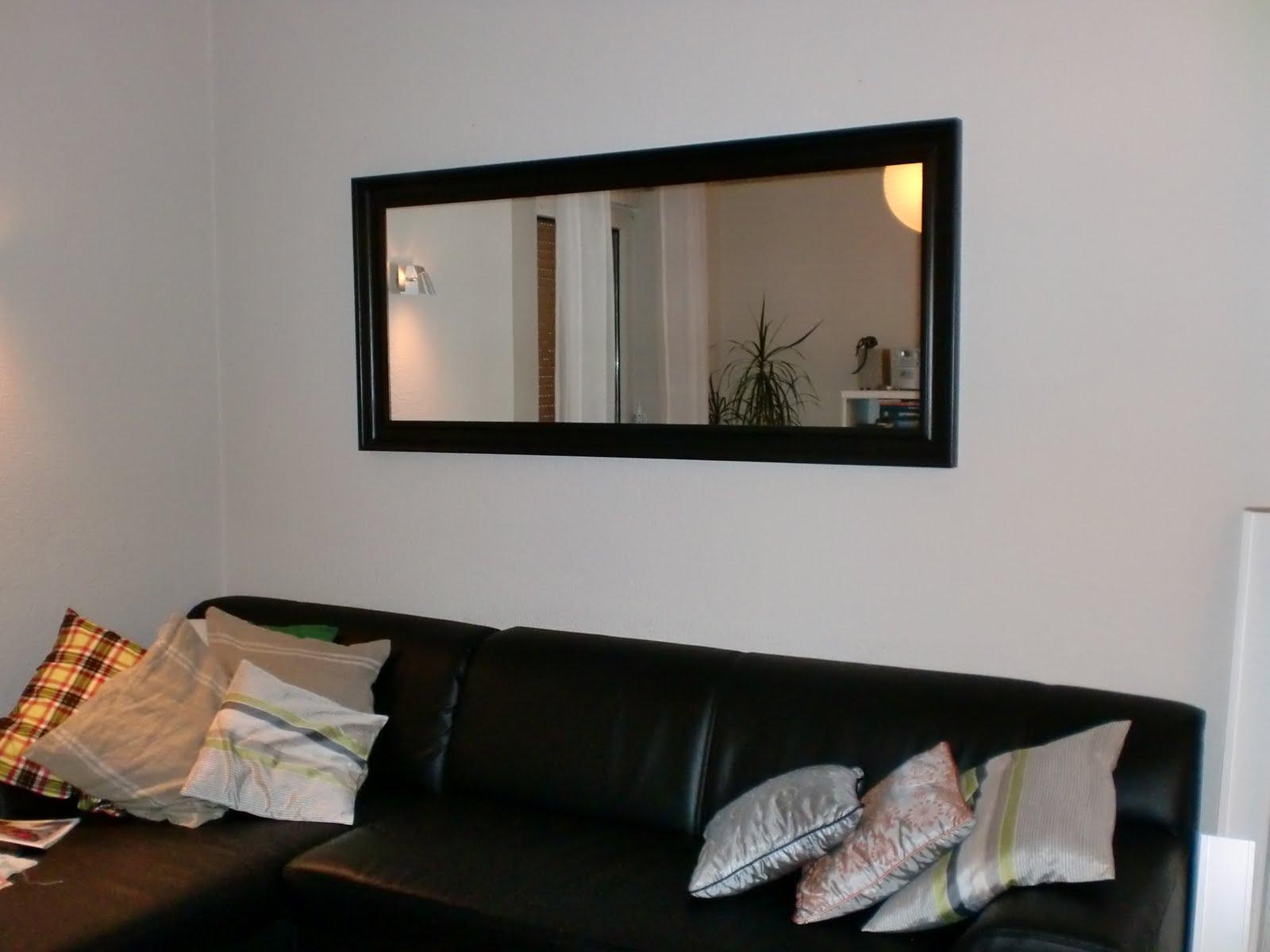 Fotos de sala de estar decoradas com espelhos for Fotos de sala de estar