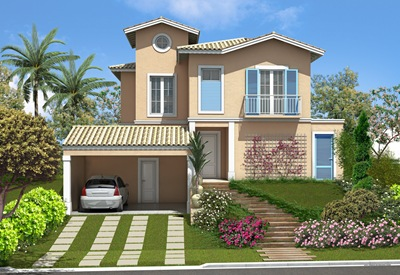 Fachadas de Casas Residenciais – Dicas e Fotos