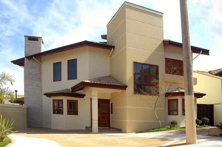 Fachadas de casas residenciais fotos for Ver casas modernas