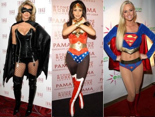 Fantasias Criativas para o Carnaval 2013: Modelos de Fantasias Femininas e Masculinas