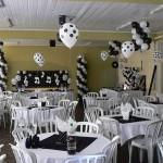 Festas Anos 60 – Dicas para Decoração, Bolos, Convites