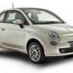 Fiat 500 fotos e preços