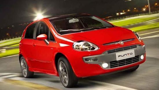 Fiat Punto 2014: Consumo, Preços, Fotos