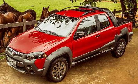 Fiat Strada 2014: Fotos, Preços