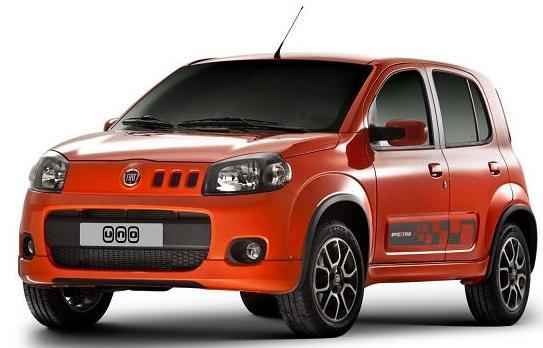 Novo Fiat Uno 2013 – Preços e Fotos