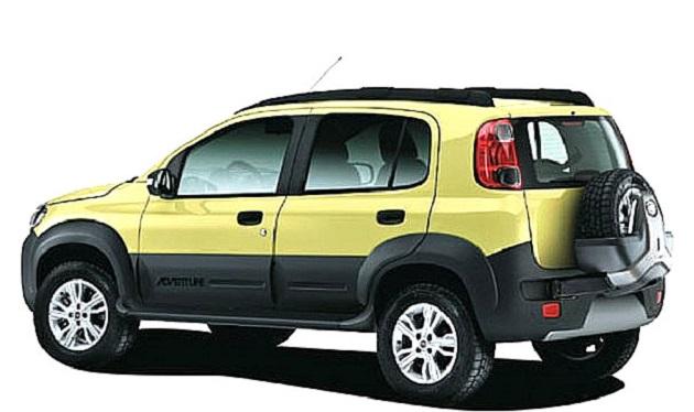 Fiat Uno 2014 versões e preços