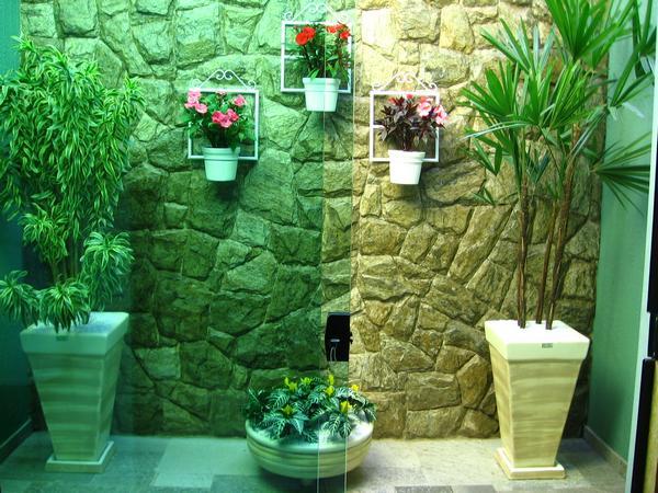 Sala Pequena Com Jardim De Inverno ~ fotodejardimdeinverno
