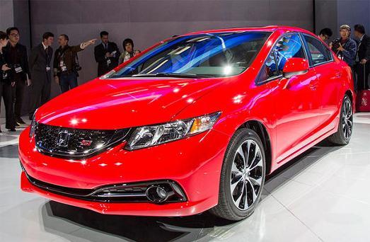 Honda Civic 2013: Preços e Fotos
