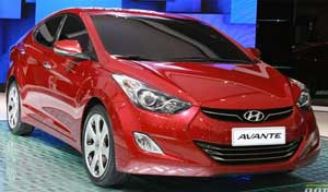 Hyundai Elantra &#8211; Fotos e Preos