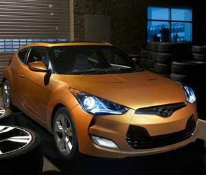 Hyundai Veloster – Modelos e preços