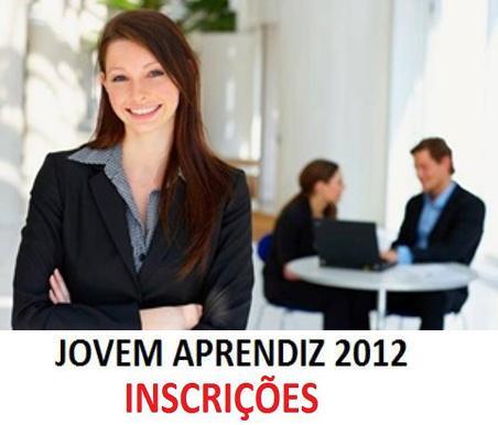 Inscrições Jovem Aprendiz 2012 – Dicas e Informações