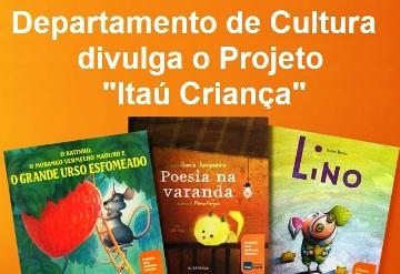 Itaú Criança: Livros Gratuitos