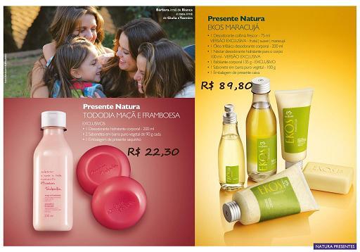 Kits Natura Natal 2013