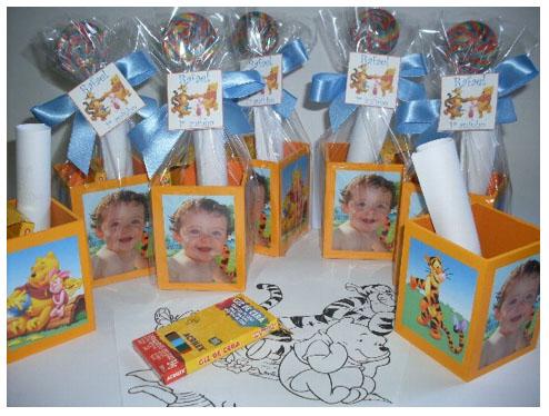 Lembrancinhas de Aniversário Infantil, Dicas e Fotos