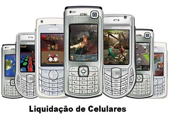 Liquidação Online de Celulares 2012 – Ofertas e Dicas para Comprar