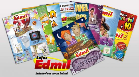 Ofertas Lojas Edmil – www.lojasedmil.com.br
