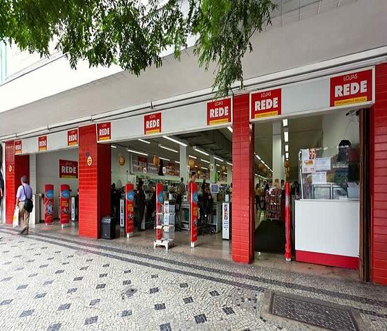 Site Lojas Rede – www.lojasrede.com.br