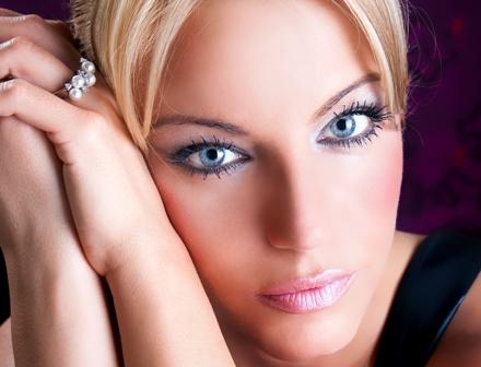 Maquiagem para Valorizar Olhos Claros