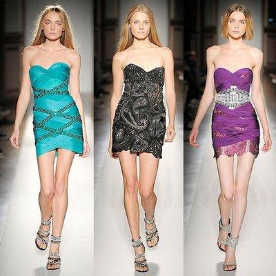 Modelos de Mini Vestidos – Moda 2013