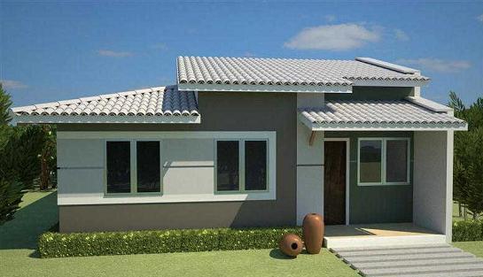 Modelos de Frentes de Casas