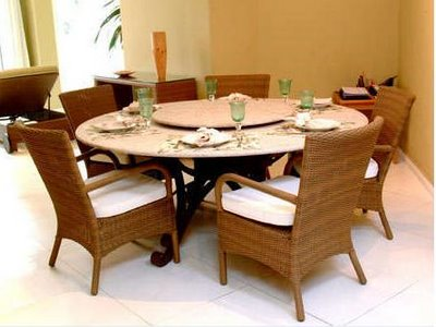 Modelos de Mesas para Decoração de Salas de Jantar