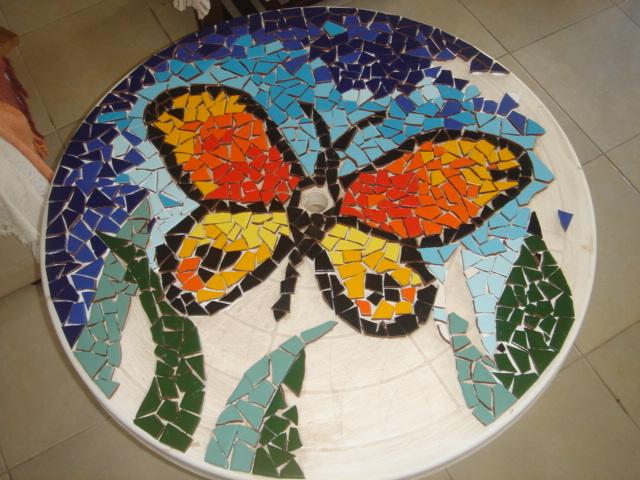 mosaico de azulejo fotos como usar
