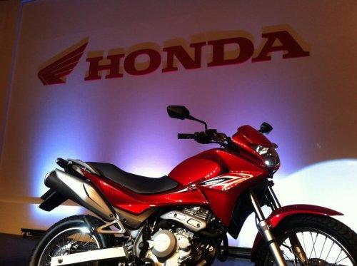 Nova Falcon 2013 Honda, Fotos e Preços
