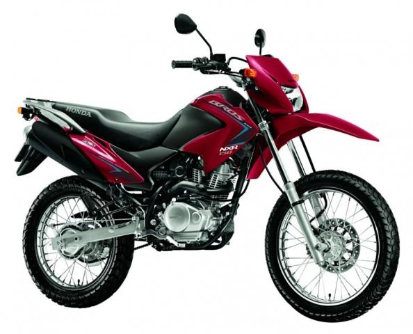Honda Bros 2012-2013 – Fotos da Nova NXR Bros 150