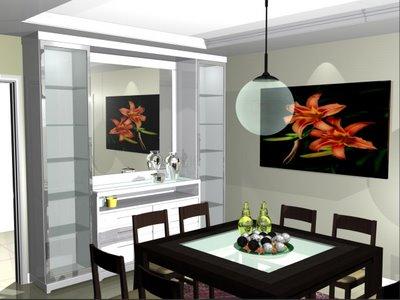 M veis planejados para apartamentos pequenos dicas e modelos for Modelos de apartamentos pequenos modernos