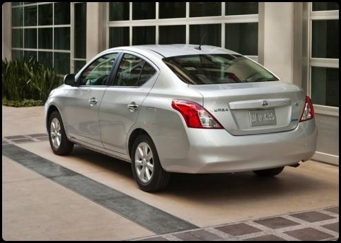 Nissan Versa 2012 – Fotos e Preços