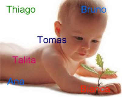 Nomes para Bebê Menino Menina – Nomes Lindos, Clássicos, Modernos, Significados