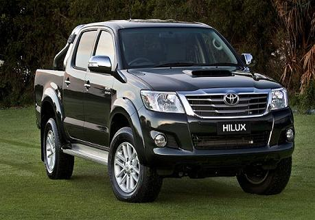 Nova Hilux 2012 &#8211; Fotos, Caractersticas e Preos