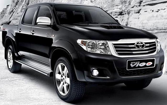 Lanzamiento: Toyota Hilux y SW4 2014 - ARGENTINA AUTOBLOG