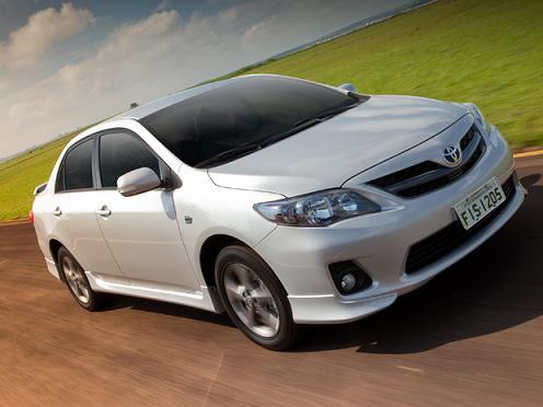 Novo Corolla 2013 XRS – Preços e Fotos do Novo Corolla