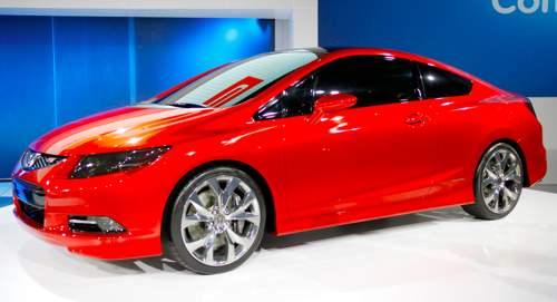 Novo Honda Civic 2012 | Preços e Fotos do New Civic