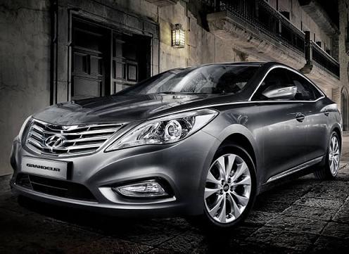Novo Hyundai Azera 2012 – Fotos e Preços