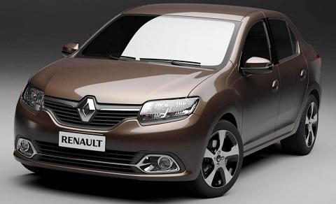Novo Renault Logan 2014: Preços, Fotos e Lançamento