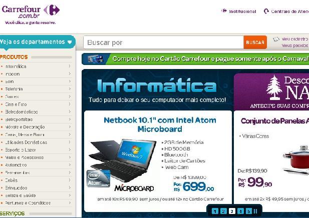 Ofertas e Promoções Carrefour – www.carrefour.com.br