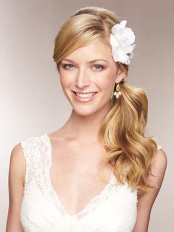 Penteados de Noivas Simples – Dicas e Fotos