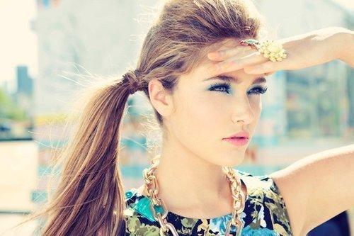 Penteados para o Verão 2013 – Dicas e Modelos