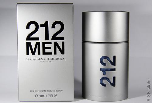 Perfume 212 Men Carolina Herrera – Preços e Onde Comprar