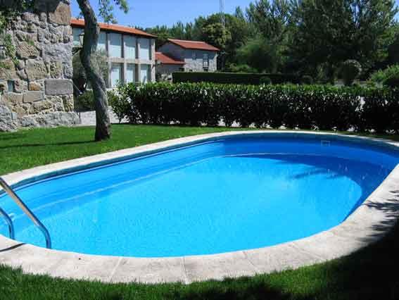 piscinas residenciais fotos e modelos