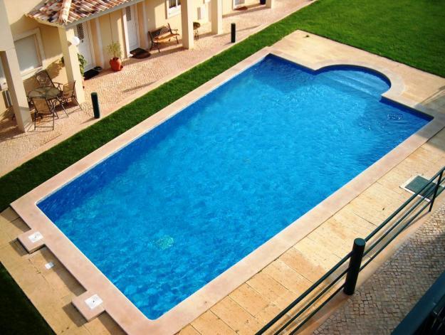 Piscinas residenciais fotos e modelos for Piscina residencial