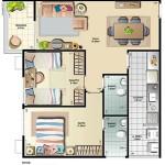 plantas-de-casas-com-dois-quartos-3