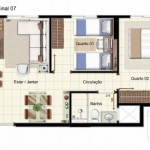 plantas-de-casas-com-dois-quartos-8